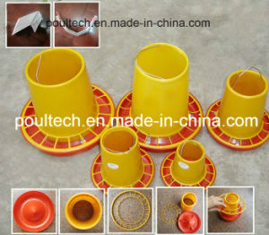 Poul Tech PE Material Poultry Chicken Feeder pictures & photos