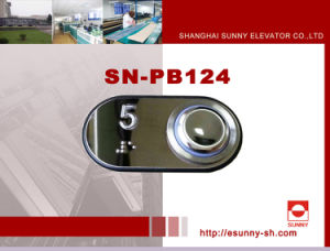 Schindler Elevator Push Buttons (SN-PB124) pictures & photos