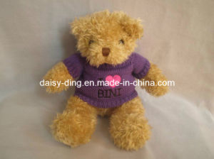 Plush Bear With Cloth Toy pictures & photos