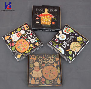 Hot-Sale Custom Colorful Food & Pizza Packaging Packing Box pictures & photos