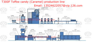 Toffee Candy Di-Forming Machine Line pictures & photos