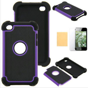 Defender Protective Hybrid Armor Case for iPhone 6/6plus pictures & photos