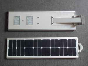 IP65 High Quality 40W Integrated All in One LED Solar Street Light pictures & photos