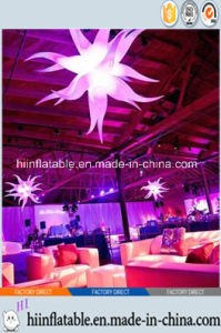 2015 Hot Selling Interior LED Lighting Inflatable Star 0010 for Event, Party Decoration pictures & photos