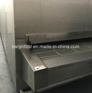 Quick Freezing Equipment IQF Frozen Pizza or Dough Egg Tart pictures & photos