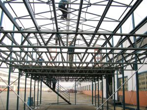 China Steel Structure Workshop and Warehouse with Low Cost (Steel Construction Building) pictures & photos