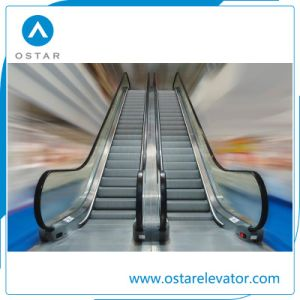 Indoor Escalator Cost with Speed 0.5m/S Step Width 800mm pictures & photos
