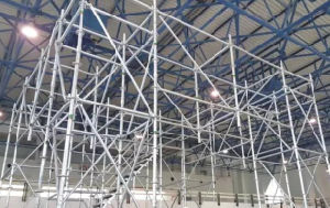 Ring Lock Ringlock Scaffold Scaffolding pictures & photos