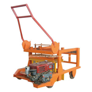Diesel Mobile Brick Making Machine Qmj4-45 pictures & photos