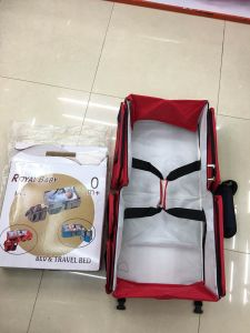 4 In1 Portable Crib Baby Bag, Collapsible Variable Package, Multifunctional Baby Travel Bag&Bed Folding Bed Anti-Mosquito Insulation Game Handle Shoulder pictures & photos