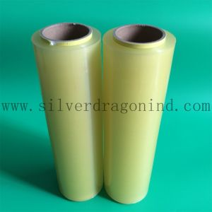 45cm Width PVC Stretch Wrapping Film for Food Package pictures & photos