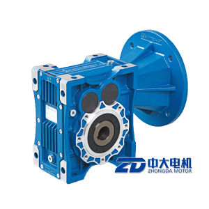 50, 63 Nmrv Type Worm Gearbox pictures & photos