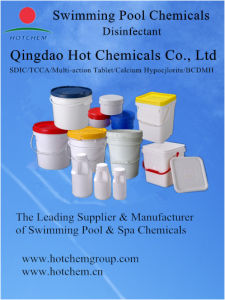 OEM All Kinds of Swimming Pool Chemicals pictures & photos