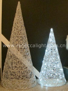 LED Decorative Pyramid Floor Lighting for Festival, Party pictures & photos