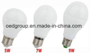 9W Plastic Aluminium LED Globe Bulb LED Light Bulb pictures & photos