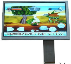 Customized 8 Inch High Brightness LCD Screen Headrest LCD Display pictures & photos