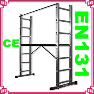 Scaffolding Extension Ladder/Aluminum Combination Ladder pictures & photos