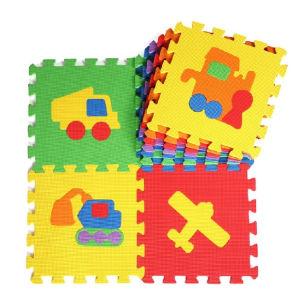 Cartoon Design Pattern Baby Puzzle Mat Playing Soft Foam Material EVA Puzzle Mat Interlockin pictures & photos