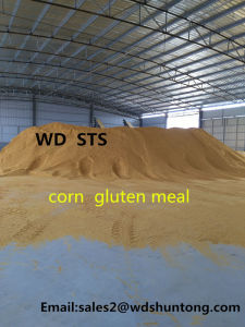 Corn Gluten Meal for Fodder with High Protein pictures & photos