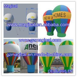 Advertising Customized Printed Inflatable Ground Balloon (MIC-346) pictures & photos