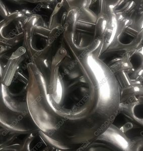 Forged Us Type Eye 320 Safety Latch Hook pictures & photos