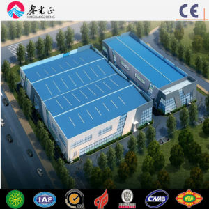 Steel Structure Building for Workshop (SS-74) pictures & photos
