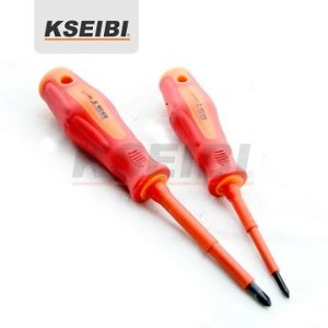 Kseibi - VDE Insulated Philips Screwdrivers with Plastic Handle pictures & photos
