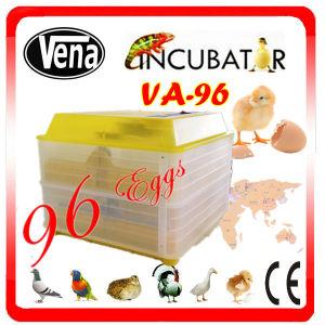 2014 Most Popular Model Va-96 Automatic Egg Quail Incubator pictures & photos