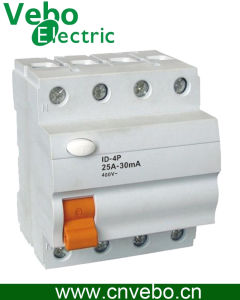 Residual Current Circuit Breaker, RCCB, RCD, ELCB F7, ID F360 pictures & photos