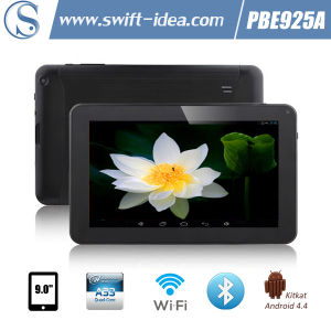 5 Colors 9 Inch Allwinner A33 Quad Core 8GB ROM Android 4.4.2 Tablet PC (PBE925A)