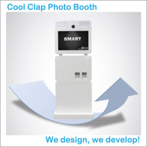 New Concept Portable Photo Kiosk for Wedding Events