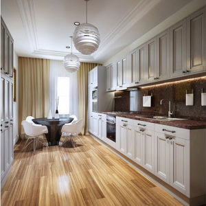 2016 New Hot Kitchen Furniture Solid Wood Unfinished Kitchen Cabinets Cheap Price Wholesale Kitchen Remodel Supplier pictures & photos