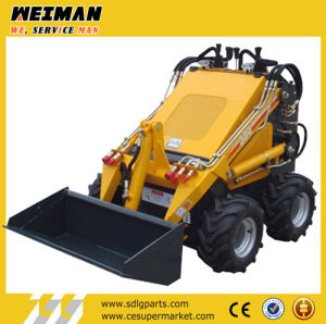 Ce Approval Mini Skid Steer Loader Hy380 pictures & photos