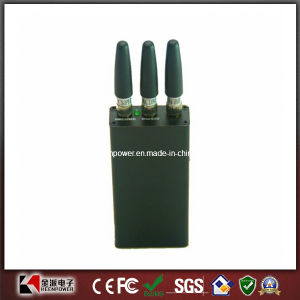 Mini Portable GPS Cell Phone Signal Blocker Jammer pictures & photos