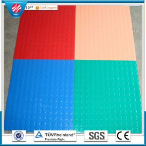 Rubber Tile Flooring Fire-Resistant Rubber Flooring pictures & photos