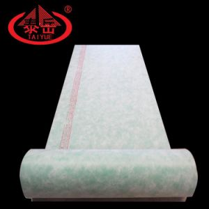 Polyethylene Polyester Waterproof Membrane With1.5mmroofing Membrane pictures & photos