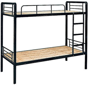 Modern Steel School Bunk Bed (BD-26) pictures & photos