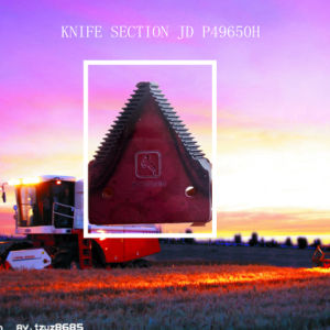 High Quality Combine Harvester (Jd P49650H) Knife Section Wheat Cutter pictures & photos