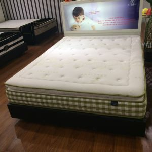 Pillow Top Roll in Box Pocket Spring Mattress pictures & photos