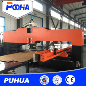 Special Heavy Plate CNC Punching Press Machine pictures & photos