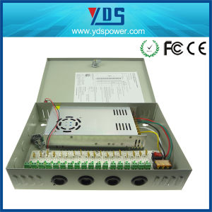 CCTV Power Supply Box 12V 30A 18CH pictures & photos
