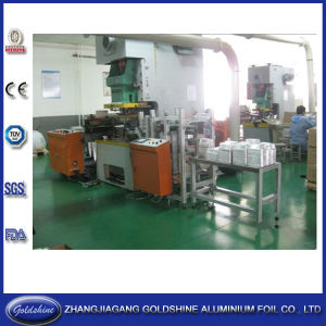 Aluminum Foil Tray Machine pictures & photos