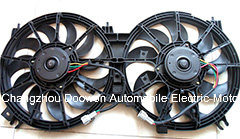 Car Parts/Radiator Fan/Car Cooling Condenser Electric Fan for Nissan Altima pictures & photos