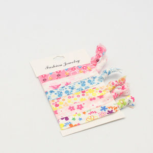 Fashion Elastic Hairband Hair Ties (HEAD-162)