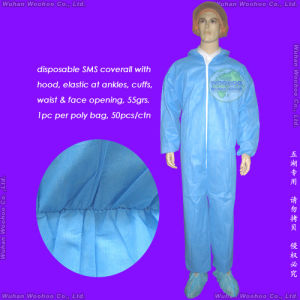 Disposable Hospital Protective Gown pictures & photos