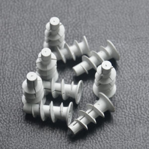 Nylon Plasterboard Plug in Grey pictures & photos