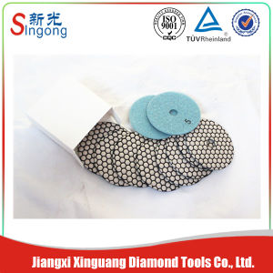 Wet Polishing Pads for Concrete / Diamond Tools pictures & photos