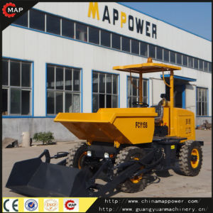China 1.5ton Self Loading Garbage Transfer Truck pictures & photos