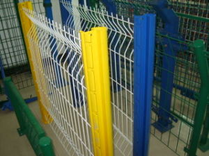 Welded Wire Mesh Fence/Wire Fencing (manufacturer) pictures & photos