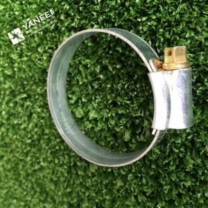 Ss316 Double Bolts Clamp, Hose Clamp pictures & photos